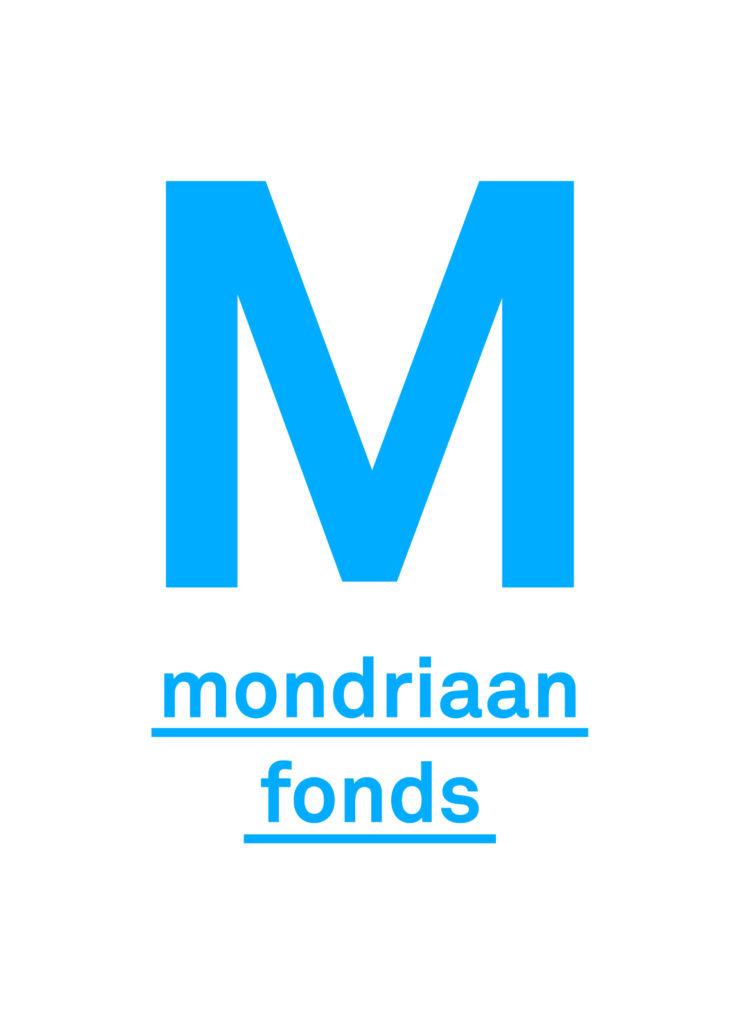 Het Mondriaanfonds ondersteunt het project met een bijdrage.